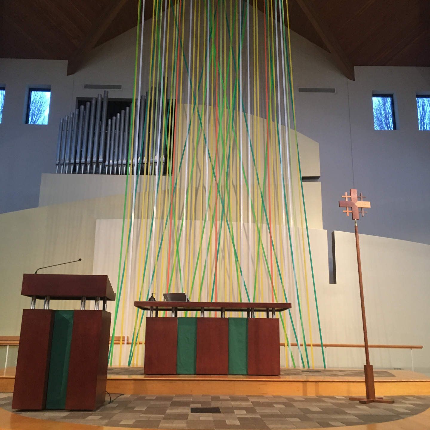 2020-02-09 sermon with readings from Isaiah 58, 1 Corinthians 2 and Matthew 5 - Pastor Martin Gehring